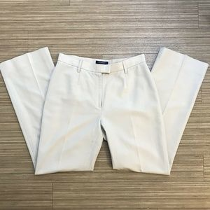 Burberry Womens High Waist Tan Khaki Pants